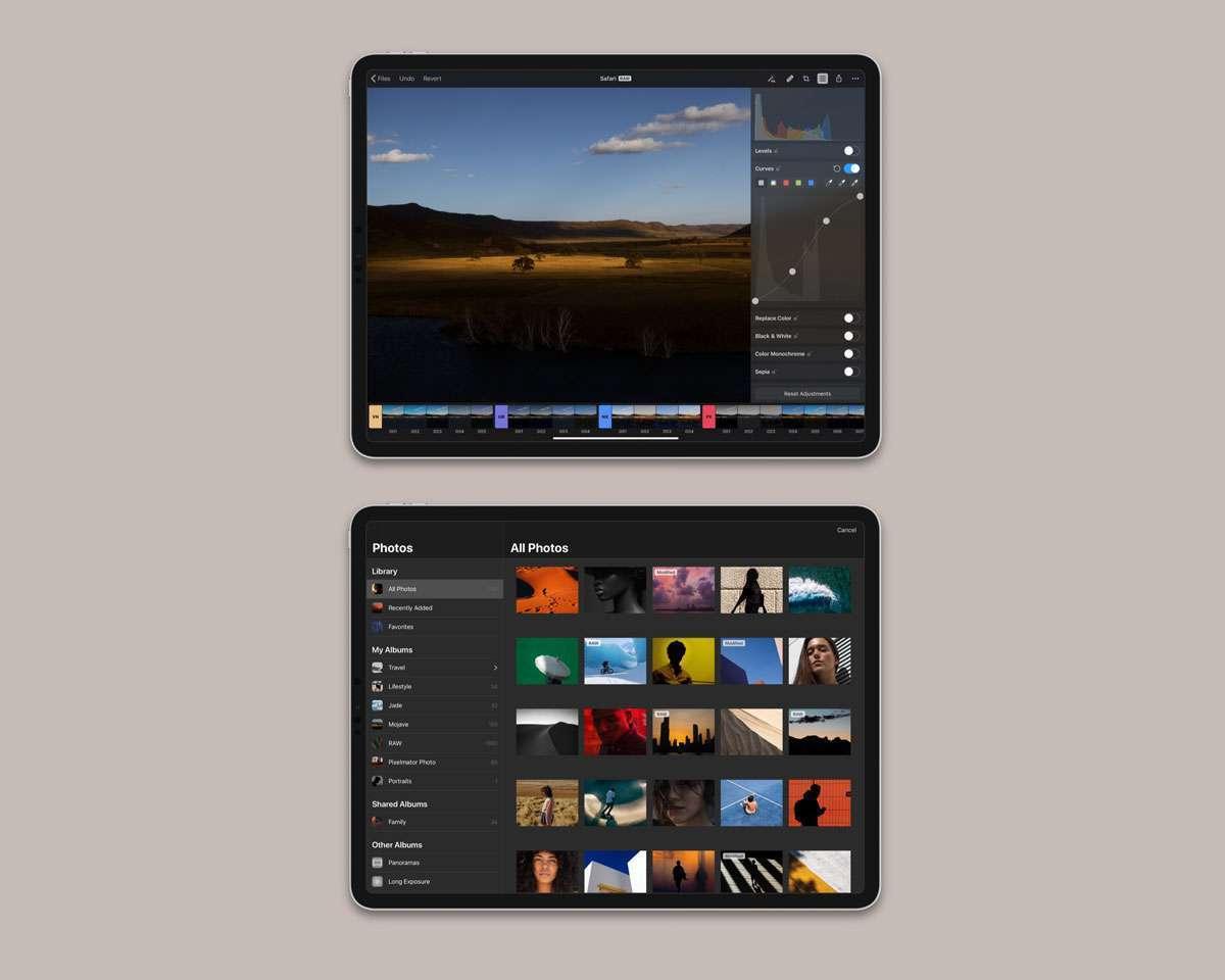 pixelmator export to photoshop psd